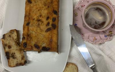 Bustrengo o Torta di pane
