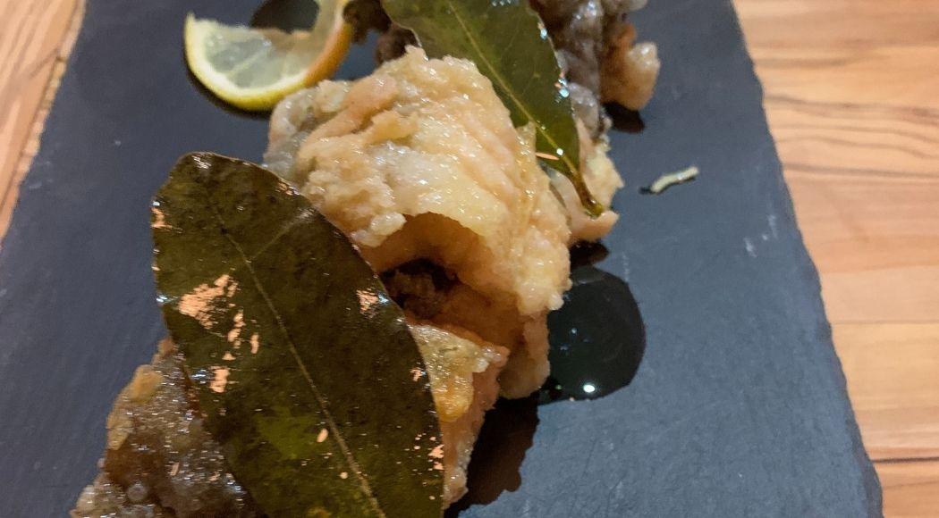 Ricetta anguilla marinata