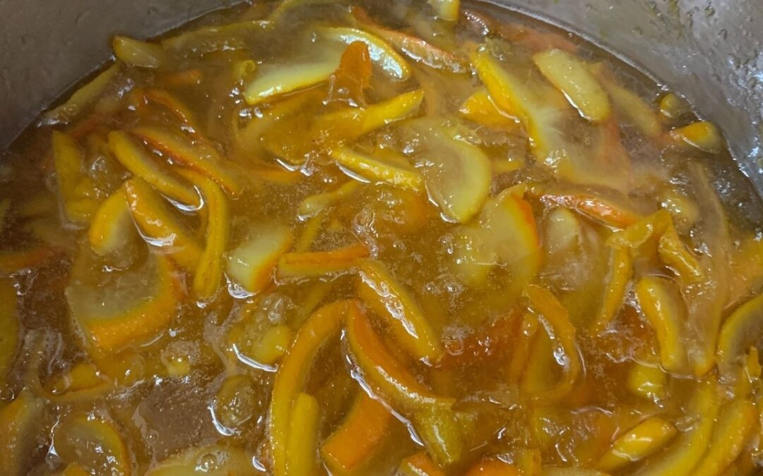 Marmellata di arance amare: ricetta facile